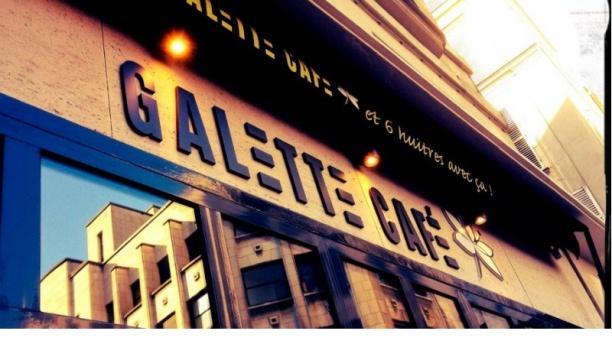 Entrée - Galette Café, Paris