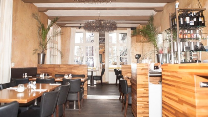 Het restaurant - Szmulewicz, Amsterdam