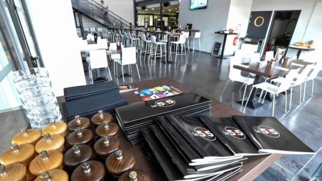 Salle du restaurant - Le 5/5 d'Events Five, Toulouse