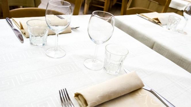 tavolo - Trattoria Ferrelli a Milano, Milan