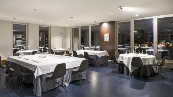 Sala - Ginevra Restaurant, Ancona
