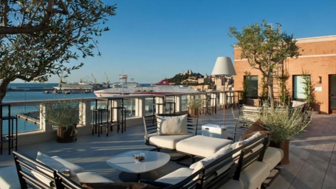 Terrazza - Ginevra Restaurant, Ancona