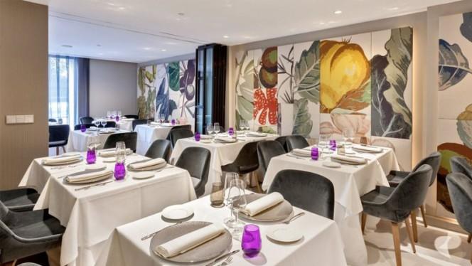 Vista Sala - Mutis - Hotel Barceló Emperatriz, Madrid