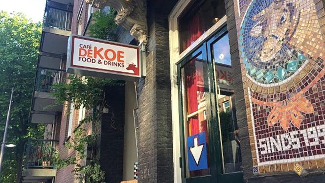 Het restaurant - Eetcafé de Koe, Amsterdam
