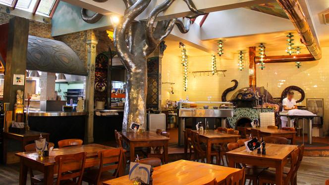 Restaurant - O'Pazzo Pizzeria, Rotterdam