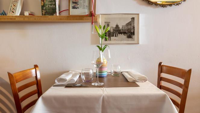Restaurant - al Bacaro - Osteria Italiana, Amsterdam