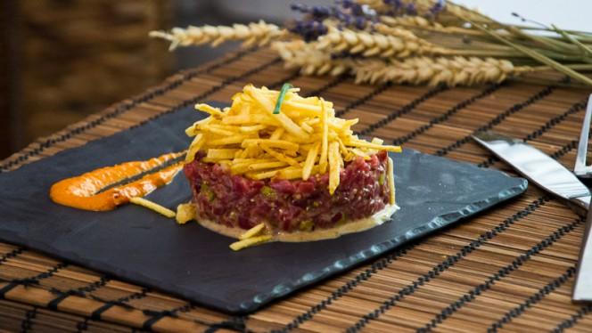 Sugerencia del chef - Materia Prima, Madrid