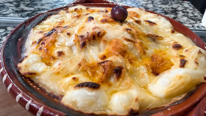 Sugestão prato - Arraial Pirata, Leça da Palmeira