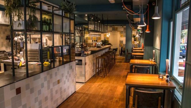 Restaurant - Cafe Willem, Utrecht