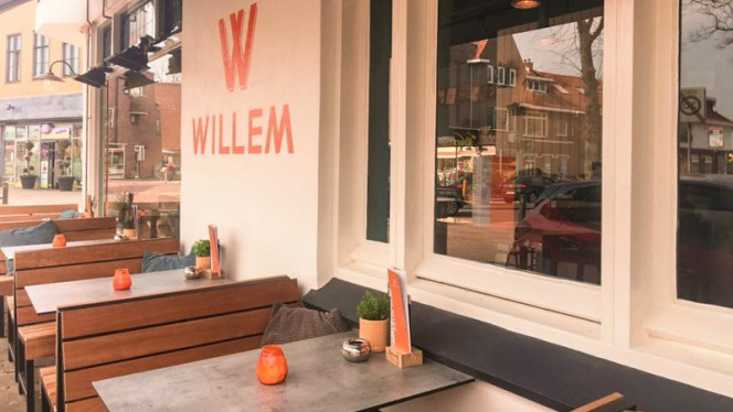 Terras - Cafe Willem, Utrecht