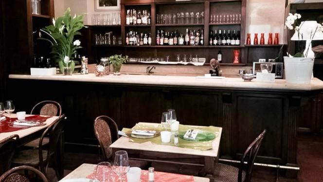 bancone - Locanda Di Bacco, Lucca