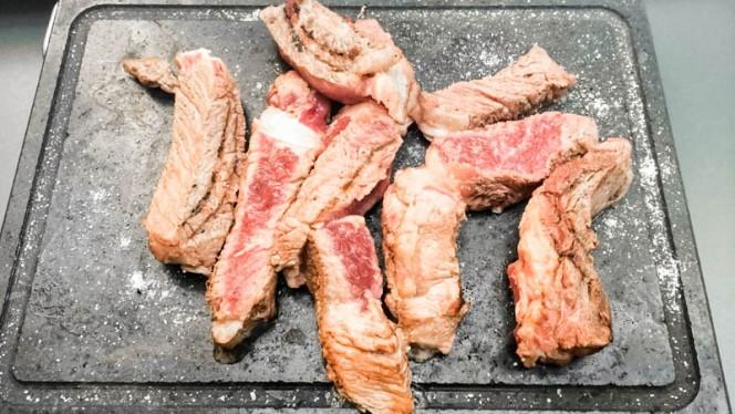 carne - Locanda Di Bacco, Lucca
