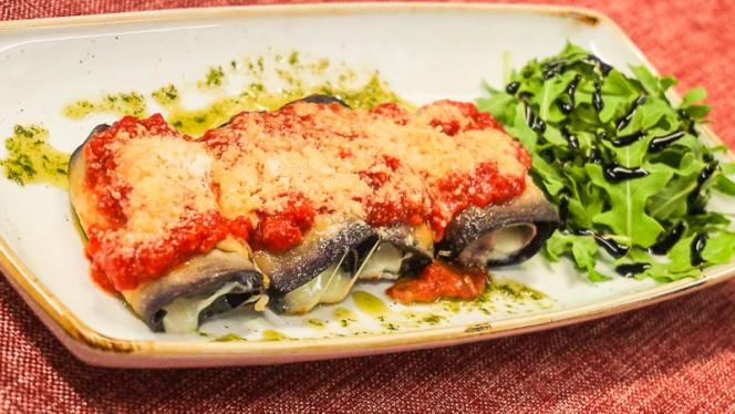 Sugerencia del chef - Luigi Ristorante, Barcelona