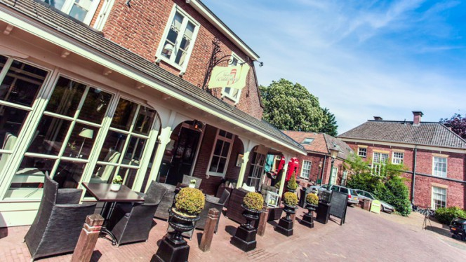 Buitenkant - Gasterij 't Oaldershoes, Delden