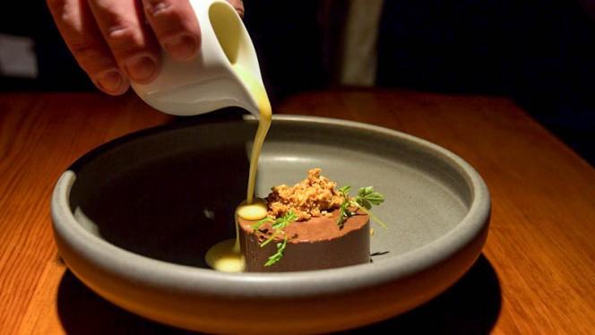 Sugestão do chef - Bohemio da Ribeira,