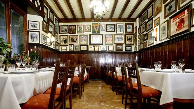 Vista sala - Casa Pablo, Aranjuez