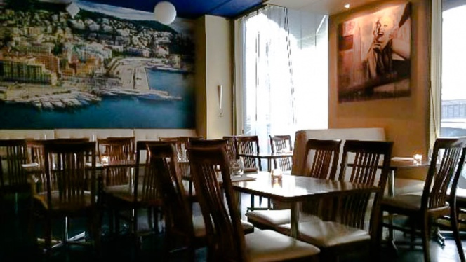 The dining - Oyster Bar, Stockholm
