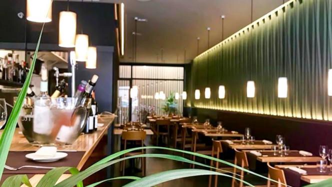 Vista de la sala - 130 Restaurant, Barcelona