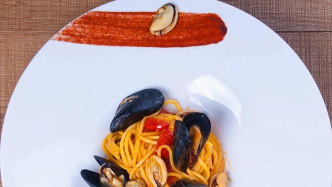 Spaghetti alle Cozze - Portarossa Restaurant, Cernusco Sul Naviglio
