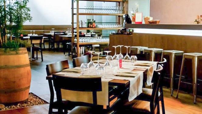 Vista sala - Portarossa Restaurant, Cernusco Sul Naviglio