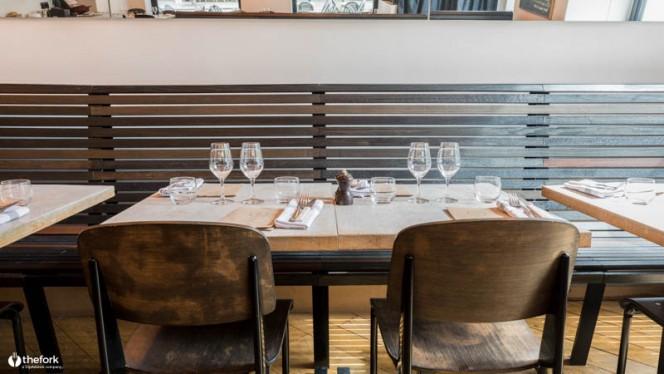 Détail de la table - Classico La Brasserie,