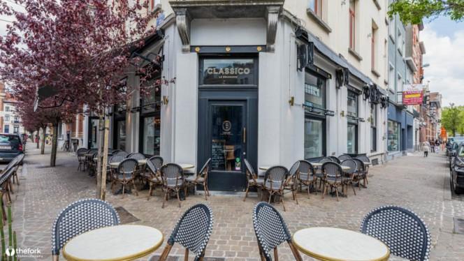 Entrée - Classico La Brasserie,