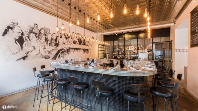 Vue de l'intérieur - Classico La Brasserie,