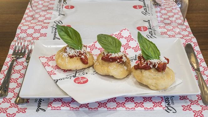 Suggerimento dello chef - Botte Piccola Grandi Sapori, Cava de' Tirreni