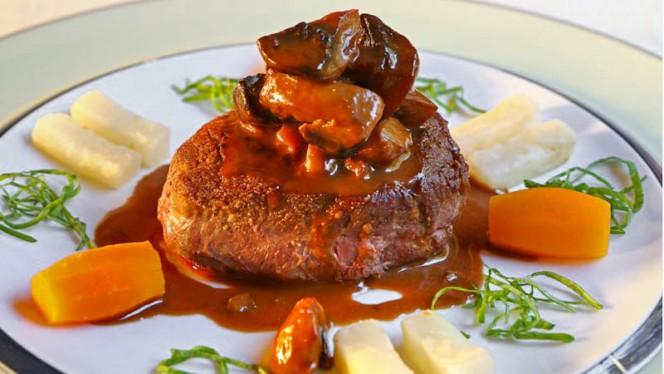 Suggestion viande - Auberge de la Foret, Vendenheim