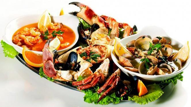 sugestão do chef - Docamar Marisqueira, Braga