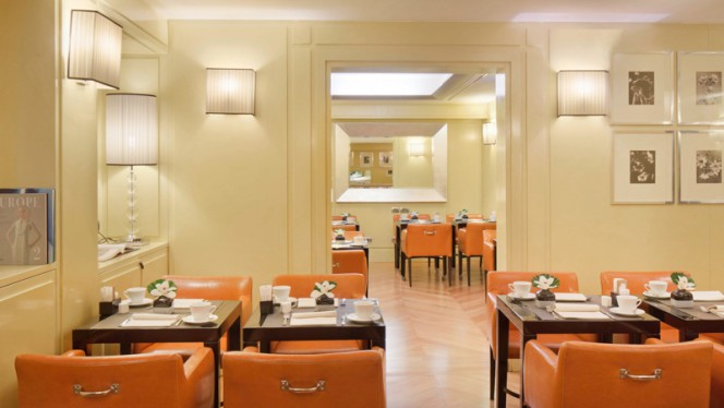 Interno - Black by Eataly  Starhotels Anderson, Milan