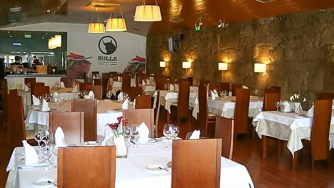 sala - Bulls Restaurante, Matosinhos
