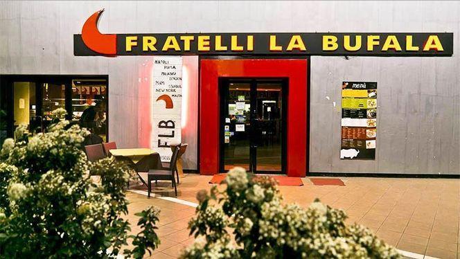 Facciata locale - Fratelli La Bufala - Cinisello Balsamo Chiuso, Cinisello Balsamo