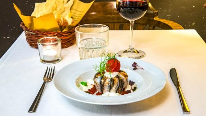Suggerimento dello chef - Il Piatto Rotto, Bologna