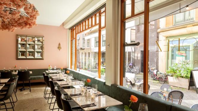 Restaurant - Café de Florèz, Den Haag