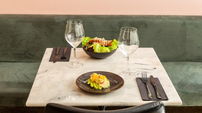Suggestie van de chef - Café de Florèz, Den Haag