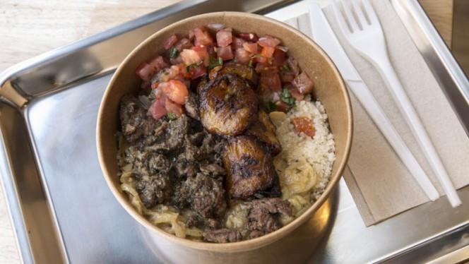 Suggestion du Chef - Osè African Cuisine St-Lazare, Paris