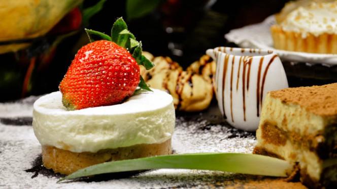 Dessert - Il Giardinetto, Lisbon