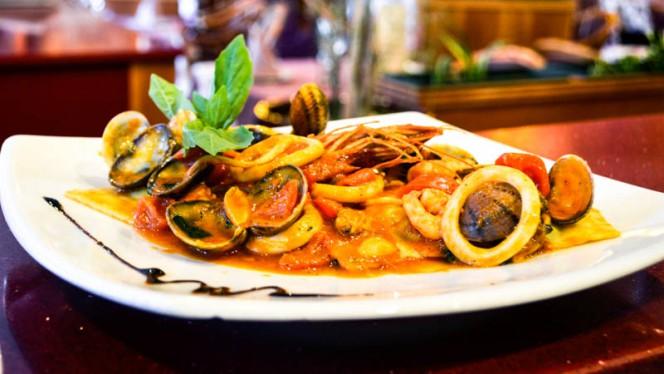 sugestão do chef peixe - Il Giardinetto, Lisbon