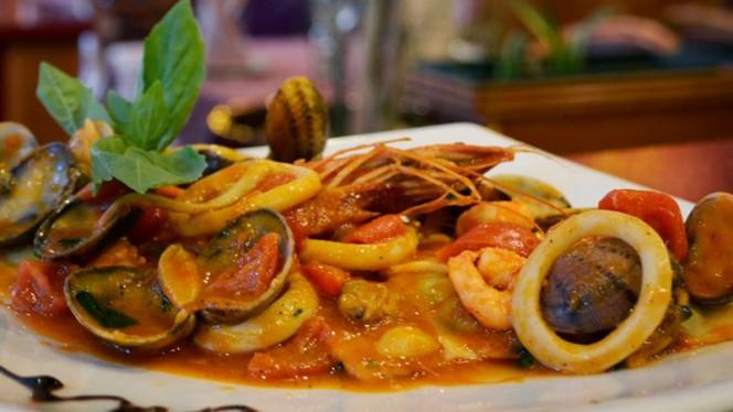 sugestão prato - Il Giardinetto, Lisboa