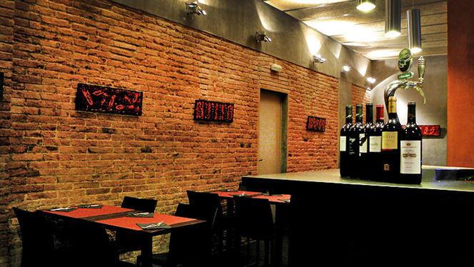 detalle barra - Verdi82, Barcelona