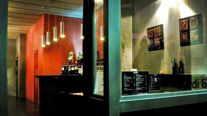 vista decoración - Verdi82, Barcelona