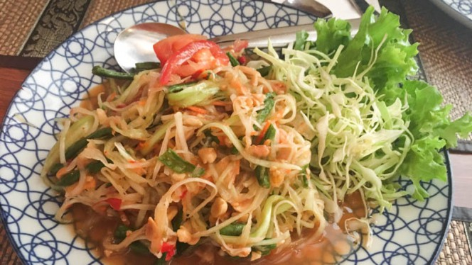 Suggestie van de chef - Thai en Co, Amsterdam