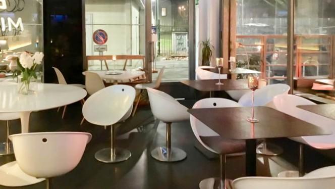 Vista sala - E@t Milano, Milan