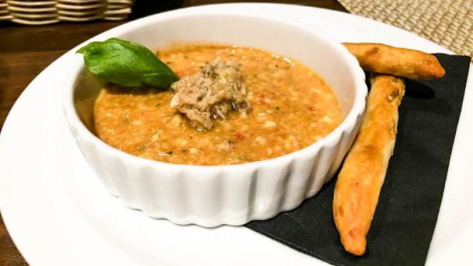 Suggerimento dello chef - Salirosso, Trapani