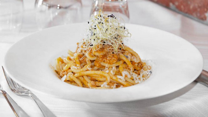 Suggerimento dello chef - Il Piccolo Mondo Ristorante Pizzeria-MILANO-, Milan