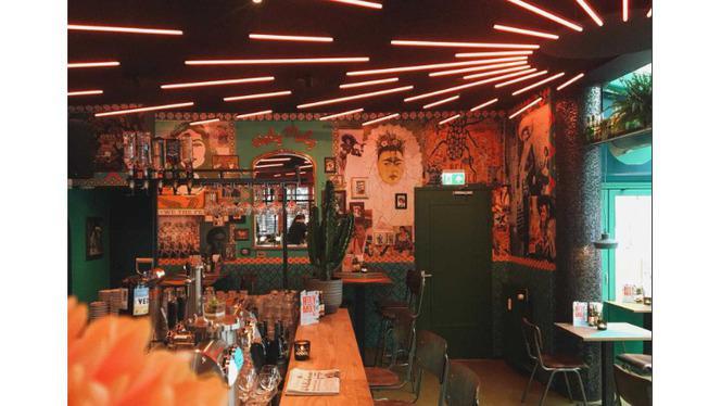 Restaurant - Holy Moly, Harderwijk