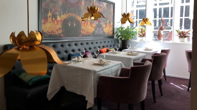 Restaurant - Sukhothai Thanee, Ámsterdam