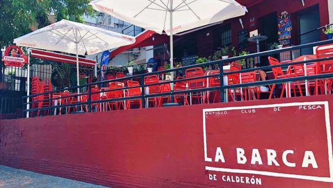 1 - La barca de Calderón, Sevilla
