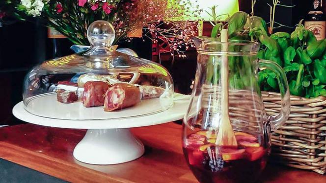 Detalhe da mesa - Casa da Praia, Tapas e Wine Bar, Lisboa
